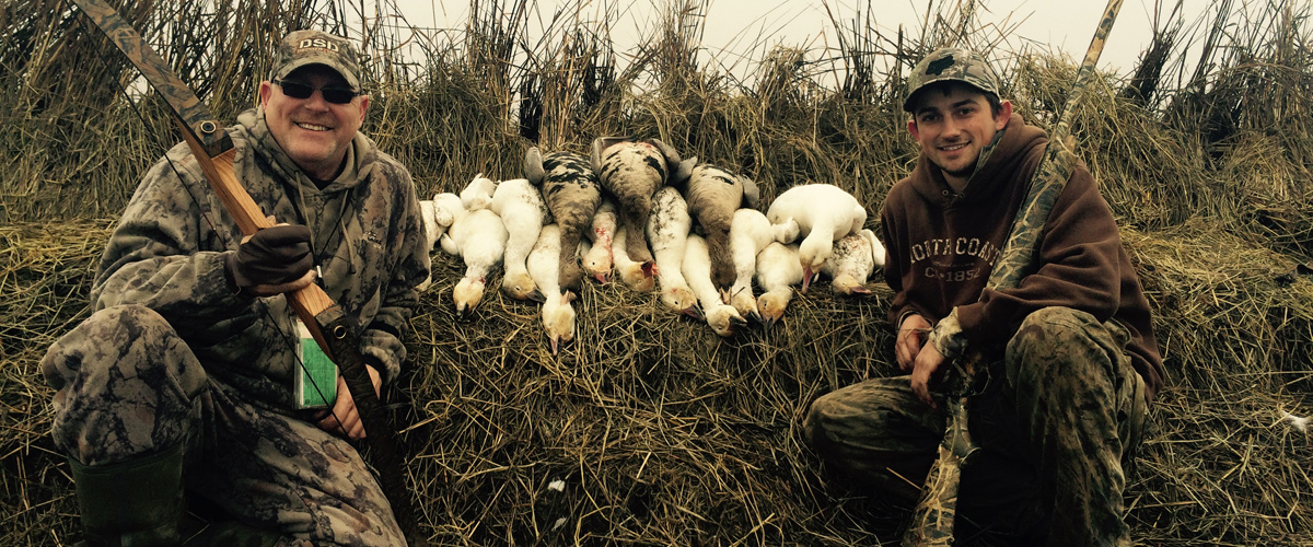 Northern California Guided Hunts.